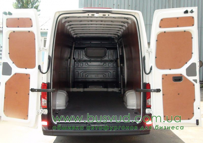 Обшивка стен фургона  Volkswagen Crafter new L5